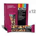 ●KIND Bars, Raspberry Cashew and Chia(ラズベリーカシュ&チア) 40g×12袋