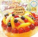 母の日 フルーツケーキ 20cmチーズケーキ フルーツタルト スイーツ花束 ギフト プレゼント お取り寄せ 人気【メッセージプレート無料】