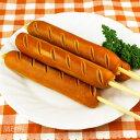 ■商品説明国内産の鶏肉と豚肉をバランス良く配合した合挽きタイプの串フランクです。両面に切れ目を入れ、食べやすく仕上げまし...