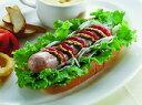 ■商品説明豚肉を超あらびきにし、玉ねぎとにんにくを効かせたノンスモークタイプ。ジューシーな食感・味ともに大満足のジャンボ...