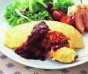 ふんわり卵のオムライス1食250g ニッスイ オムライス オムライス ご飯物 【冷凍食品】【業務用食材】【10800円以上で送料無料】