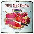 スピガドーロダイストマト1号缶 モンテ ダイストマト トマトソース 洋風調味料 【常温食品】【業務用食材】【8640円以上で送料無料】
