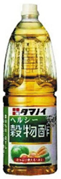 ヘルシー穀物酢PET1.8L タマノイ 酢・みり...の商品画像