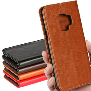 SAMSUNG Galaxy S9 手帳型 ケース カバー ギャラクシ