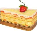 プレーリードッグ トライアングルケーキ マンダリン LPSR-7023 見た目に美味しく、貰って嬉しいタオルギフト。 PRAIRIE DOG ル・パティシエ