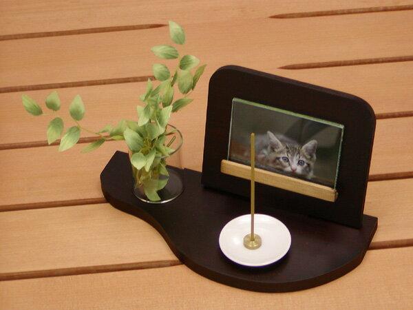 タツクラフト ペット 仏壇 写真立て セット ...の紹介画像2