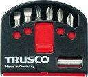 【送料無料!TRUSCO工具が安い(トラスコ中山)】TRUSCO スイフトドライバービットホルダーセット TSDB6 [329-2835] 【ドライバー】[TSDB-6]
