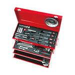【送料無料!工具セットが激安特価】KTC 整備用工具セット(チェストタイプ) SK3567X [373-7985] 【工具セット】[SK3567X]