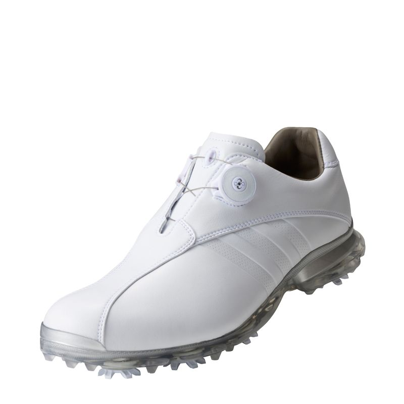 アディダスゴルフ(adidas Golf) adipure ray Boa / アディピュア レイ ボア/ホワイト/ホワイト /V4329/Q44681 【送料無料】 アディダスゴルフ 公式ショップ