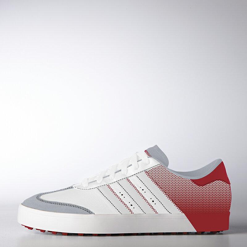 アディダスゴルフ(adidas Golf) アディクロス V ワイド/ホワイト/ホワイト   /WI923 /Q44748 【送料無料】 アディダスゴルフ 公式ショップ