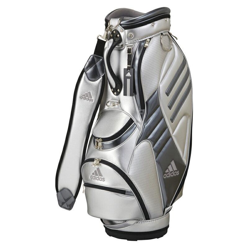 アディダスゴルフ(adidas Golf) キャディバッグ3/シルバー /AWS17/A10178 【送料無料】 アディダスゴルフ 公式ショップ