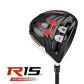 テーラーメイドゴルフ(TaylorMade Golf) R15 460 ドライバー / TM1-115