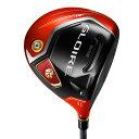 テーラーメイドゴルフ(TaylorMade Golf) グローレ F (GLOIRE F) ドライバー RED VERSION/Speeder 569 EVOL...