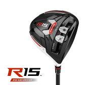 テーラーメイドゴルフ(TaylorMade Golf) R15 430 ドライバー TM1-115 20P03Dec16