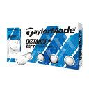 テーラーメイドゴルフ(TaylorMade Golf) ディスタンス+ ソフト ボール