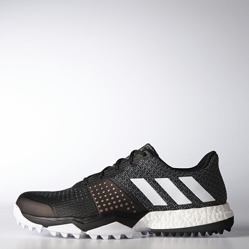 アディダスゴルフ(adidas Golf) adipower sport boost 3 / アディパワー スポート ブースト 3/コアブラック/ホワイト   /WI883 /Q44777 【送料無料】 アディダスゴルフ 公式ショップ