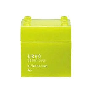DEMI UEVO デミ ウェーボ デザインキューブシリーズ エアルーズワックス80g ありがとう平成!令和 記念