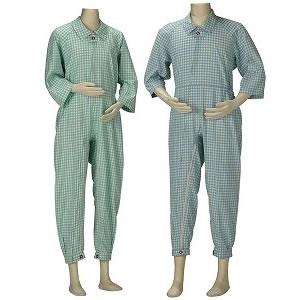 護理服護理睡衣護理睡衣褲全部的公開[接觸挂鈎型]護理睡衣間接(福利)(護理用品)(促銷)()(02P18Jun16)(tcmart)樂天超級市場促銷02P18Jun16(護理用品福利用具放心的安全的TC市場睡衣老人老年人銀子用品)