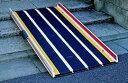 車椅子 スロープ・車椅子用段差解消スロープ デクパック EBL1.2m ( スロープ 段差解消スロープ 種類 サイズ おしゃれ 車イス 介護 )
