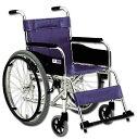 《送料無料》【半額以下】アルミ自走用車椅子(前座高40cm)(前座高43.5cm)【ミキ】MP-40/43【DW0...