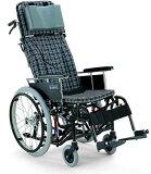 ティルティング&リクライニング自走用車椅子 KX22-42N【カワムラサイクル】車いす  ティルト機構 リクライニング【車椅子 関連】【smtb-k】【kb】 【tcmart】】