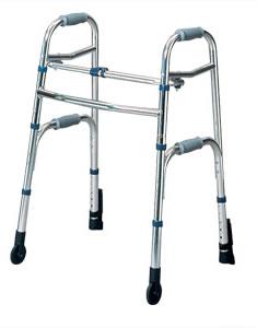 シルバーカー・歩行器 歩行器 セーフティーアーム ウォーカーCタイプ 介護用品 歩行訓練 福祉用具 リハビリ 高齢者