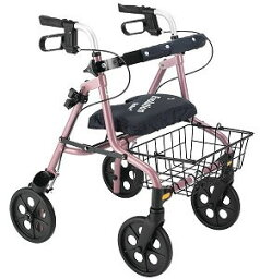 シルバーカー・歩行器エボリューションウォーカーSX [ 歩行器 折りたたみ式][介護用品][リハビリ]歩行訓練