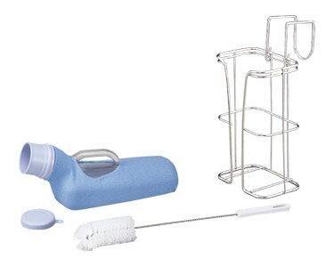 安寿尿器・尿器受けセット[男性用]アロン化成(介護用品介護福祉用具メンズ)楽天お買物マラソン