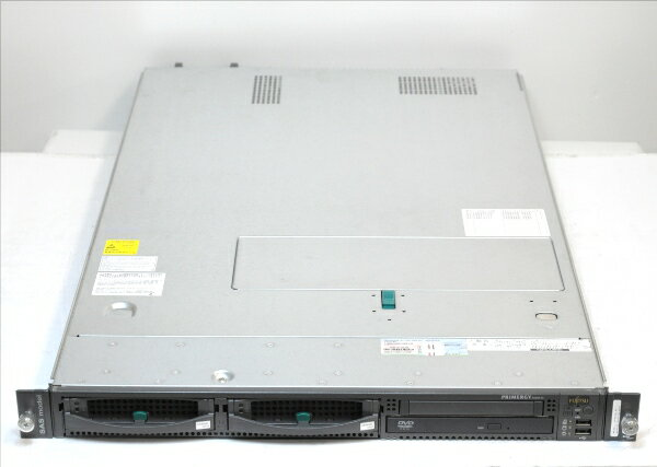 富士通 PrimergyRX200S4 XeonX5460/2GB/73GB*2/RAID/DVD/AC*2 【中古】 【RCP】