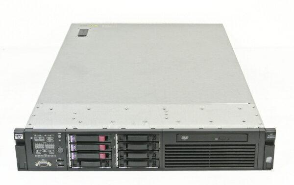 hp ProLiant DL380G6 XeonE5540-2.53GHz/6G/73G*3/RAID/DVD/AC*2 【中古】【20141120】