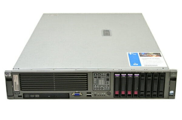 hp ProLiant DL380G5 Xeon5150-2.66GHz*2/4GB/73GB*4/RAID/MULTI 【中古】【20141028】