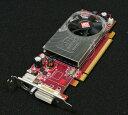 ATI Radeon HD2400XT 256MB ロープロファイル DMS59出力 【中古】【20150309】