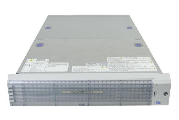 NEC Express5800/R120a-2 XeonE5502/2GB/RAID/DVD/DDS72/AC*2 【中古】【20150316】