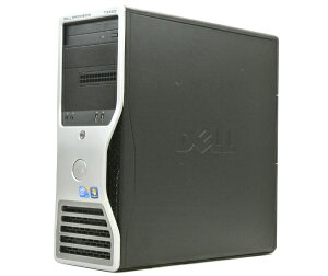 DELL Precision T3500 XeonW3530/4GB/500GB/MULTI/V4800/Win7 【中古】【20160322】