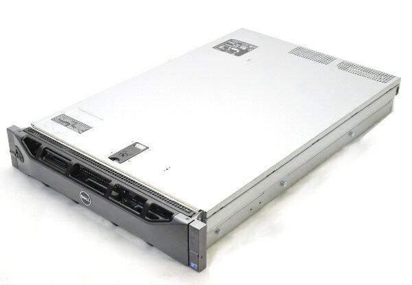 DELL PowerEdge R710 XeonX5550-2.66GHz/18GB/300GB*6/RAID/AC*2 【中古】【20161021】