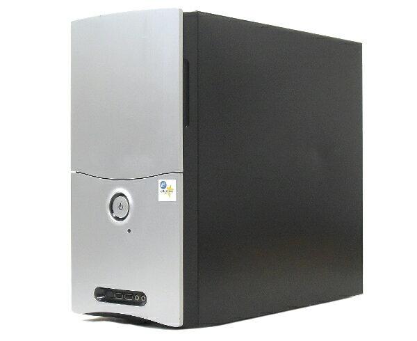 eNetStar Intel製DG41TY搭載 LGA775 ミニタワー型サーバー Core2Duo E7600 3.06GHz 2GB 250GB DVD 2*GbE 【中古】【20170124】