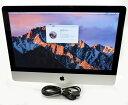 Apple iMac 21.5インチ Core i7-2600S 2.8GHz/16GB/256GB(SSD)/Radeon HD6770M/DVD-RW/1920x1080/Sierra 10.12.1 Mid 2011 A1311 【中..