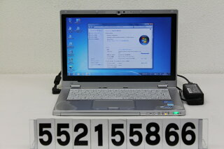 PanasonicCF-AX2ADCCSCorei5-1.9GHz/4GB/128GB(SSD)/11.6W/7【中古】【20160126】