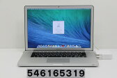 Apple MacBook Pro A1286 Core i7 2.4GHz/8GB/256GB(SSD)/Multi 【中古】【20160624】