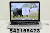 Apple MacBook Pro Retina Late 2012 Core i7 /8G/256G(SSD) 【中古】【20160926】