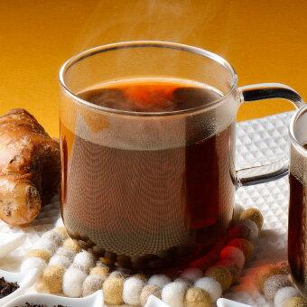 濃縮ジンジャーダイエットプーアール茶カップ用30個入 ジンジャー 生姜 ダイエット飲料 ダイエット茶 プーアール茶 ダイエット お茶 ティーバッグ DIET ティーライフ 冷え ホットティー ダイエットティー