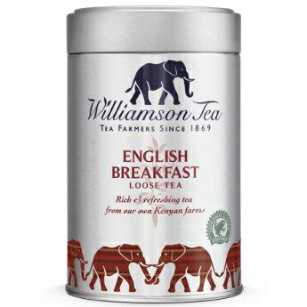 ウィリアムソン 紅茶 イングリッシュブレックファースト イギリス直輸入紅茶 williamsontea