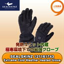 SEALSKINZ Extreme Cold Weather Heated Glove 121161743 防水グローブ【代引手数料無料】