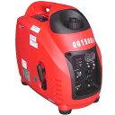 【代引不可】 【フルテック】 CG1500i 小型インバーター発電機 低騒音仕様・携帯発電機 緊急時の電源確保に!※こちらの商品はメーカーより直送の為、代引き不可です。