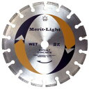 旭ダイヤモンド工業メリットライト《湿式、一般工事用》14インチ 355×3.2×27