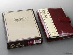 システム手帳「ダ・ヴィンチ」聖書サイズDB3005パッケージ