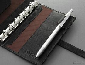 システム手帳「ダ・ヴィンチ」ポケットサイズDP3008ペンホルダー