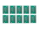 SOP/SSOP 16ピン to DIP16ピン 変換基盤 10枚セット