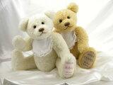 身長・体重を合わせて作るオーダーメイドベア『My Baby Bear』オプション(よだれかけ刺繍)あり