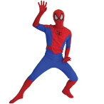 ハロウィン コスプレ スパイダーマン マーベル コスチューム 大人用 MARVEL ハロウィン ジャンプスーツ マスク カッコイイ 蜘蛛 メンズ レディース 仮装 女性用 男性用 全身タイツ 衣装 イベント パーティーグッズ 宴会 着ぐるみ